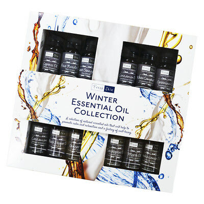 Christmas Winter Essential Oil Gift Pack – Collection of Essential Oils!