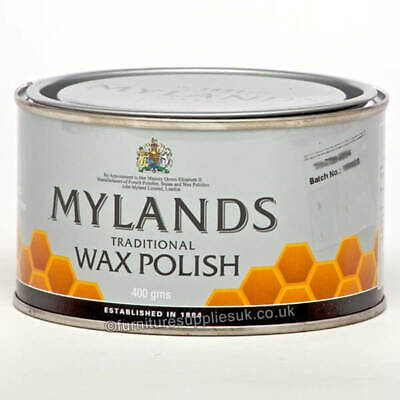 Mylands Antique Mahogany Bees Wax Furniture Polish | Furniture Care