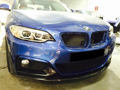 BMW 2er F22 F23 PU Performance M Paket Lippe Spoiler Frontspoiler Frontlippe T2