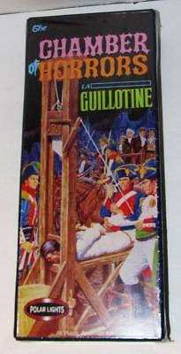 Polar Lights The Chambers of Horrors Ls Guillotine in Factory Sealed Box