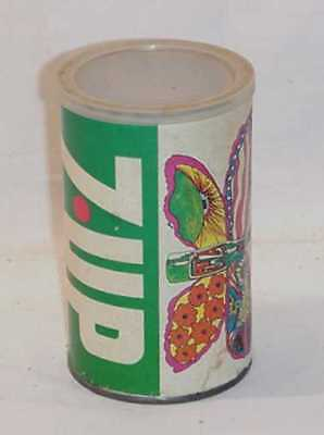 Rare Vintage Psychedelic  7-Up Butterfly Peter Max Dybold Jig Saw Puzzle