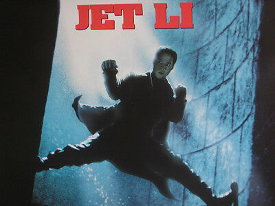 Black Mask Jet Li Kaon Mok Lau Ching Wan Director Daniel Lee Martial Arts Poster