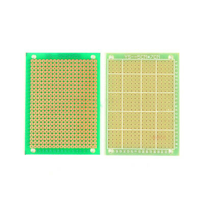 5pcs CNC Glass Fiber PCB Universal Board Test PCB Boards Thick 1.5mm Size 5x7cm