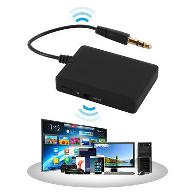 3.5mm Bluetooth Wireless Stereo Music Transmitter A2DP Adapter for TV PC AC981