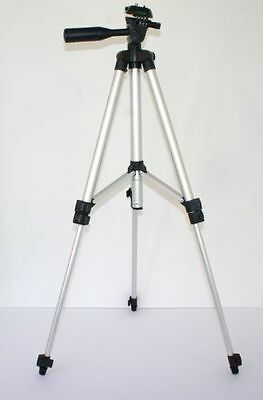 """Durable 50"""" Pro Photo/Video Tripod With Case For Nikon COOLPIX W300"""