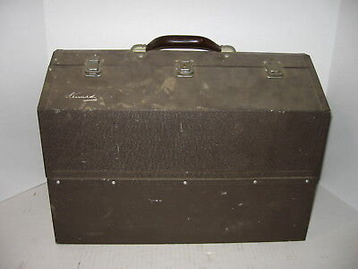 Vintage Kennedy Kits Metal Fishing Tackle Box 1118-AL