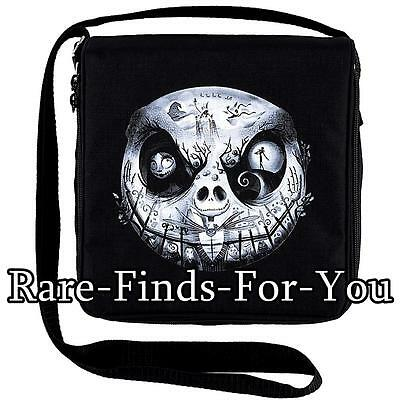 Disney Park Nightmare Before Christmas Jack Skellington Pin Trading Bag Case NEW
