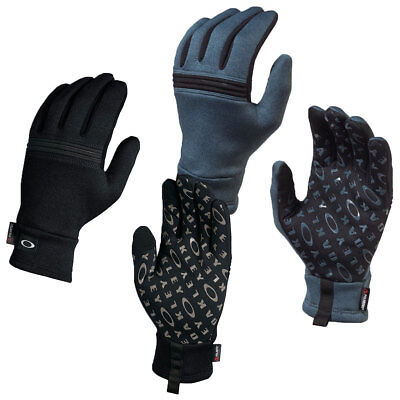 Oakley 2017 Mens Diamondback Fleece Touch Tech Powerstretch Polartec Gloves