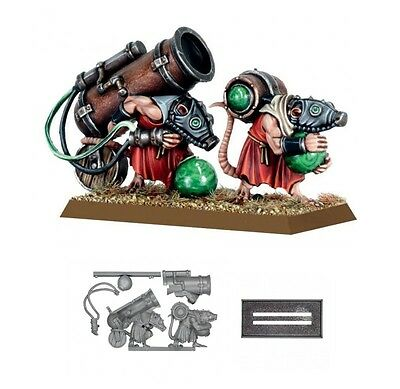 Skaven POISONED WIND MORTAR WEAPON TEAM Spire of Dawn - Age of Sigmar