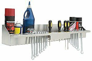JEGS Performance Products 80384 Tool Tray with Tool Rack; Great for the: