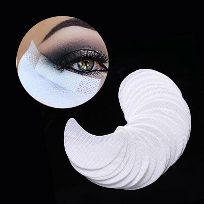 Eyeshadow Eyeliner Shields Disposable Cotton Pad Lint Free Patch Makeup Tool