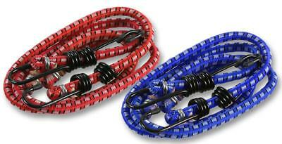 "Bungee Cords 4 PACK 2x 18"" + 2x 24"" VEHICLE TIE DOWN SHOCK CORDS BUNGEE ROPES"