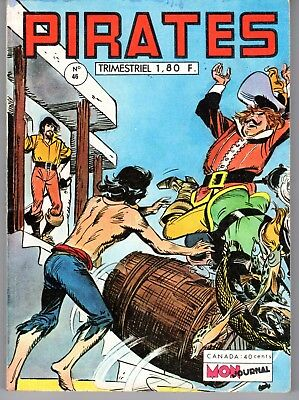 Pirates 46  Mon Journal 1972 Tbe