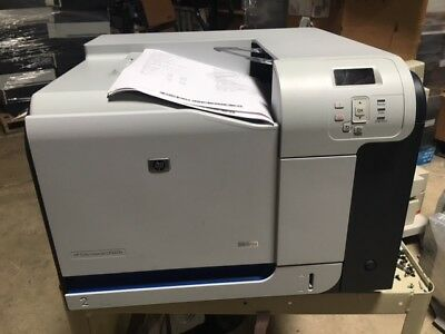 HP COLOR LASERJET CP3525X PRINTER DRIVER FOR WINDOWS DOWNLOAD