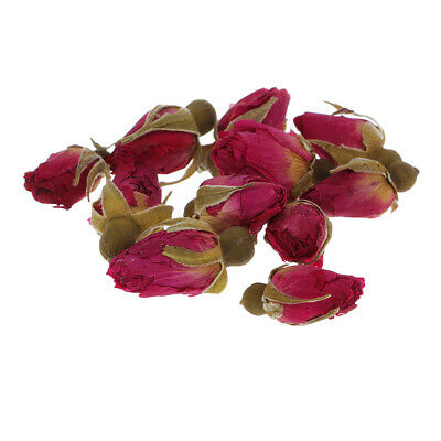 4g Natural Real Dried Flower Mini Rose Flower for Craft DIY Candle Ornament