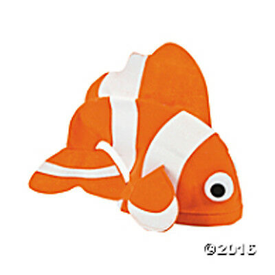 Tropical Fish Hat - One Size fits most children FREE U.S. First Class SHIP