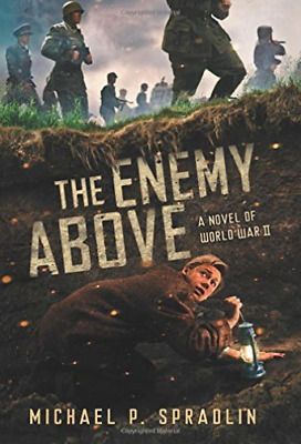 Spradlin Michael P.-The Enemy Above  HBOOK NEW