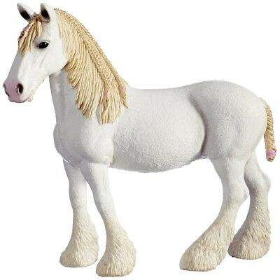 model number 13735 Shire Mare Schleich Farm Life Horse Figure