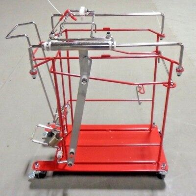 Covidien 8981FP SharpSafety Foot Pedal Cart 8 Gallons NEW