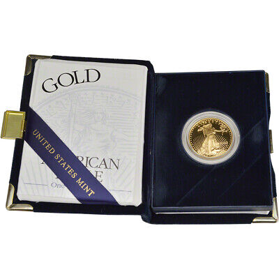 2003-W American Gold Eagle Proof (1/2 oz) $25 in OGP