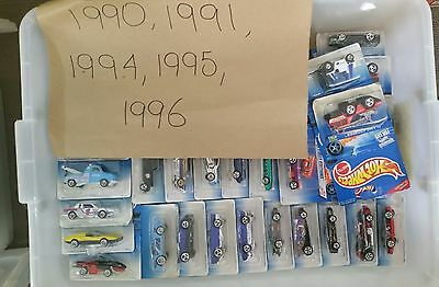 Hot Wheels Cars Mint Condition   X   1,000+ (Carded)