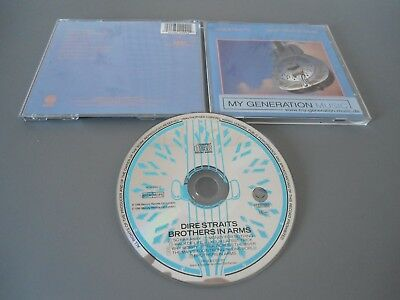 CD Album DIRE STRAITS -BROTHERS IN ARMS 824 499-2 VERTIGO REMASTERED