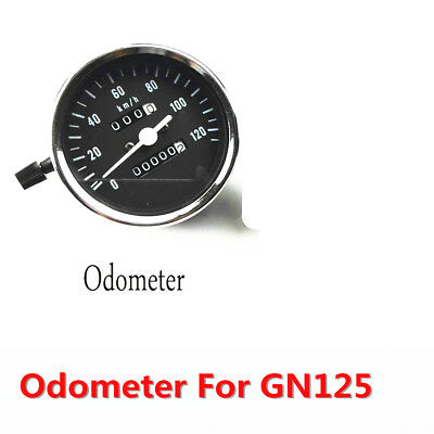 Newest Motorcycle Odometer 99999.9km + Speedometer 0-120km/h For Suzuki GN125