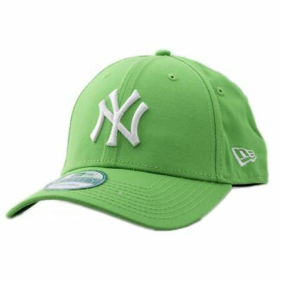 Cappellino New Era 9Forty Mlb New York Yankees League Basic Verde Uomo f4213b6e634b
