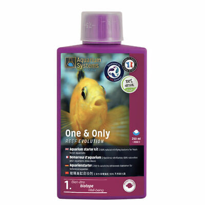 Dr Tims One & Only Freshwater Nitrifying Bacteria Aquarium Systems Tim's 250ml