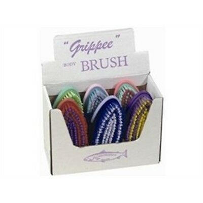 Grippee Body Brush - Hill Equerry Soft Touch