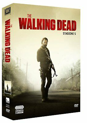 The Walking Dead - Stagione 5 DVD - totalmente in italiano