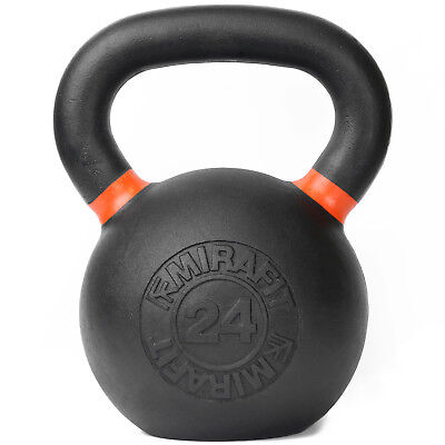 Mirafit Cast Iron Kettlebell Weight/Strength Training Gym Exercise Workout Bell