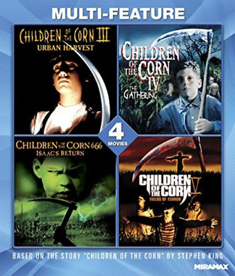 CHILDREN OF THE CORN COLLEC...-CHILDREN OF THE CORN COLLECTION  Blu-Ray NEW