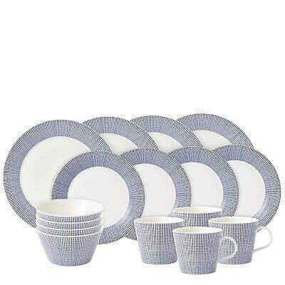 Pacific Dot Starterset 16-teilig Royal Doulton