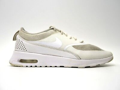 NIKE WOMENS AIR Max Thea SE White Athletic Comfort Running