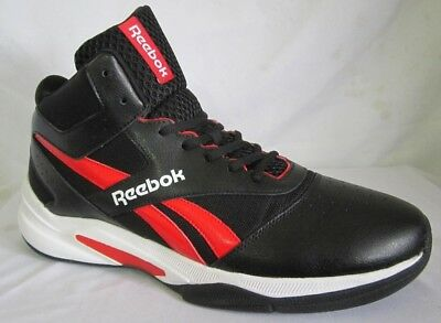 714b42761d7f2e REEBOK PRO HERITAGE 3 Black Red Men Basketball Shoes 11.5 -  49.99 ...