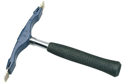 Draper Double-Ended Steel Scutch Hammer Scutching Masonry Brick Cleaning Buy New