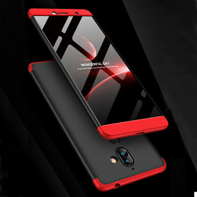 360° Full Body Hybrid Case Shockproof Protection Cover For Nokia 7 Plus/6 2018
