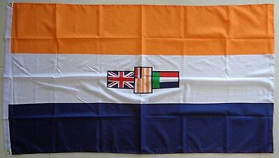 Old South Africa Flag Large Historical African Flag