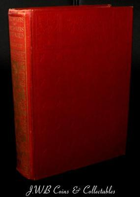 Author Signed F/Ed Book 1929 Watchmakers & Clockmakers Of The World G.H.Baillie