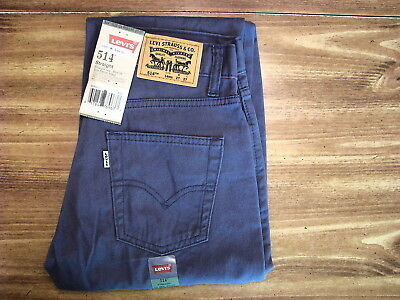 Levi's Jeans Vintage Blue Size 14 Youth (27 x 27) New Pants