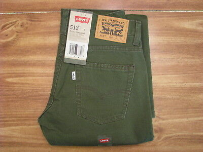 Levi's Jeans Green Size 12 Youth (26x26) New Pants