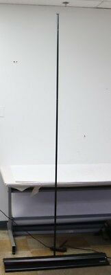 """Platinum Trade Show Retractable Banner Display Stand w/Case 36.5"""" Base 8 ft.H"""