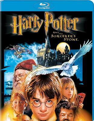 Harry Potter and the Sorcerer's Stone [Blu-ray] - Slim Case Packaging NEW!
