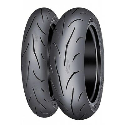 110/70/ZR17 54W & 160/60/ZR17 69W Mitas Sportforce Plus Motorcycle Tyres Suzuki
