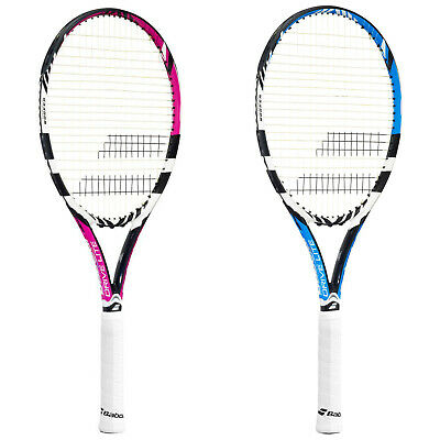 Babolat Drive Lite Tennis Racket Strung Racquet Ladies Junior Youth New