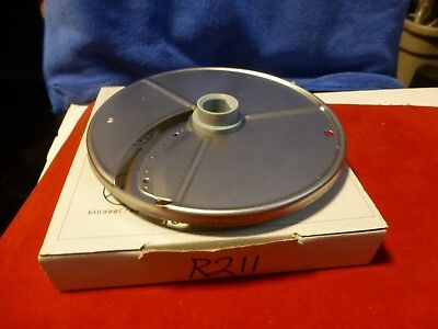 New Robot Coupe  27566  4mm  slicing Disc R 211 R211