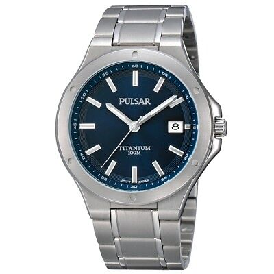 Pulsar PS9123X1 Mens Dress Watch