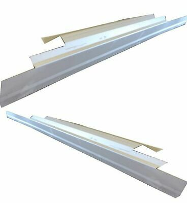 2004-2010 Ford F-150 Pickup 4 DOOR Extended Cab Outer Rocker Panels Pair