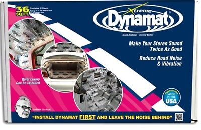 Dynamat 10455 Sound Dampening Kit